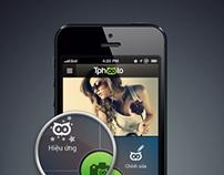 Tphoto - iPhone5 Apps Photo