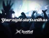ScotRail – SSE Hydro Partnership