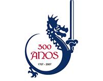 300 ANOS - DRAGÕES DE OLIVENÇA