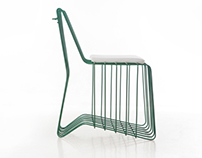 Cage Chair