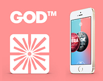 GOD™ App Concept