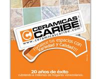 Ceramicas Caribe, Cerámicas para pisos y paredes