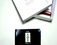 Pattern Design/Packaging/Catalogue/ -University Project