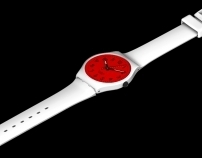 Swatch - Love for Japan