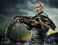 RIVER MONSTERS ( ANIMAL PLANET) DISCOVERY CHANNEL