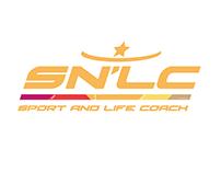 Brand for a website of sport and coaching