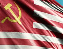 American Flag study.
