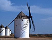 LA MANCHA DE DON QUIJOTE / Don Quixote's La Mancha