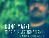 """""""Miopia e Astigmatismo"""" book cover"""