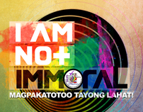 I AM Not Immoral Video Campaign
