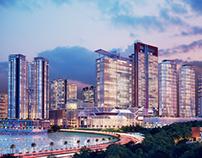 City Concept Rendering