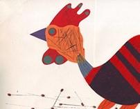 Character 5-Bird 4