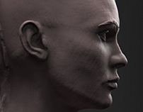 Woman portrait // rework