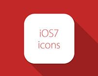iOS7 App Icons