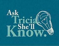 Triciapedia Branding