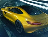 CGI Mercedes Benz