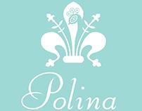 Brand identity Polina