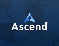 Ascend Logo Design