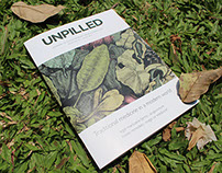 UNPILLED // Publication Design
