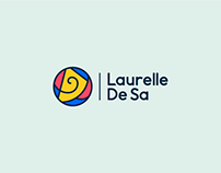 Laurelle De Sa Visual Identity