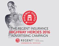 Regent Highway Heroes Campaign