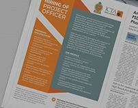 ICTA Sri Lanka Recruitment Advertisement Template