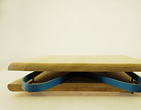 Sanduba foldable stool