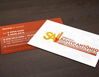 Criação de Logotipo e Produção de Cartões de Visita