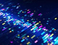 Colorful Soundboard Data Information