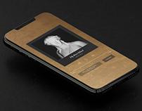 Pale Seas - App Design