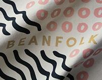Beanfolk Coffee Brand Identity