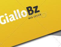 Giallo - Business Card