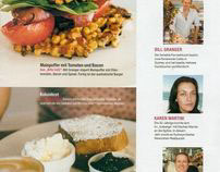 Sydney's famous chefs for Brigitte magazine