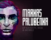 Markas Palubenka: EP Identity, Web & Mobile