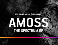Amoss - The Spectrum Ep (HZN044EP)