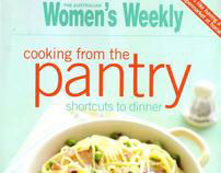 Women's Weekly cookbook: cooking from the pantry