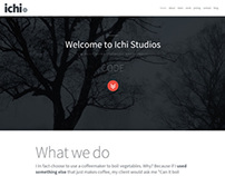 Ichi - One Page Parallax Retina Html5 Template
