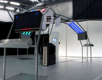 """Interactive Installation """"Senses Reconnected"""""""
