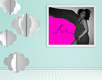 Kia's Pregnancy Photo Shoot - Retouch and Digital Art