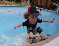Bighead Skateboarders