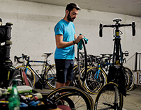 A day with Argon 18 and Astana Pro Cycling Team