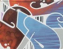 Graff piece