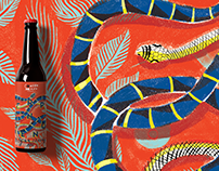 Contromano Beer — Identity