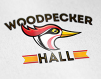 Woodpecker Hall Brand & Website Design