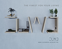 CLWD Interior Logo