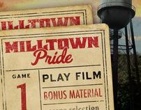 Milltown DVD menu