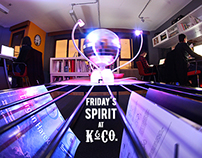 Friday's Spirit - Discoball