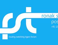RST Forum Logo & Branding