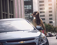 LifeStyle Photography | Chevrolet for Social Media