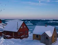Trips to Frozen Horizon. Greenland